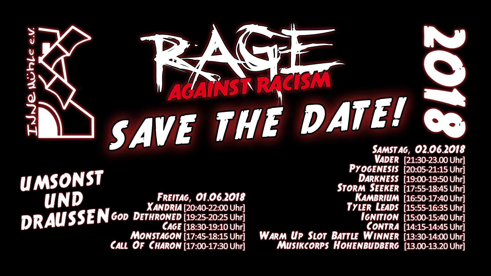 Rage Against Racism Fest