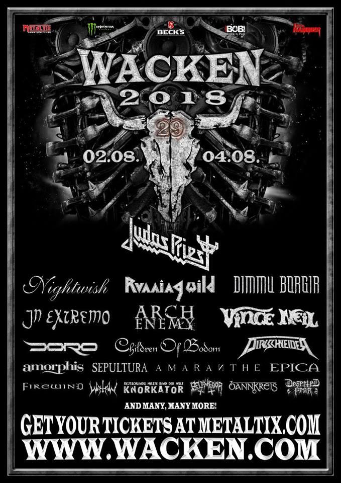 Wacken Open Air 2018 - Page 2 1506108596