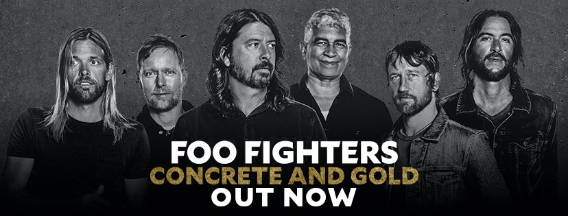 Foo Fighters - Tour 2018