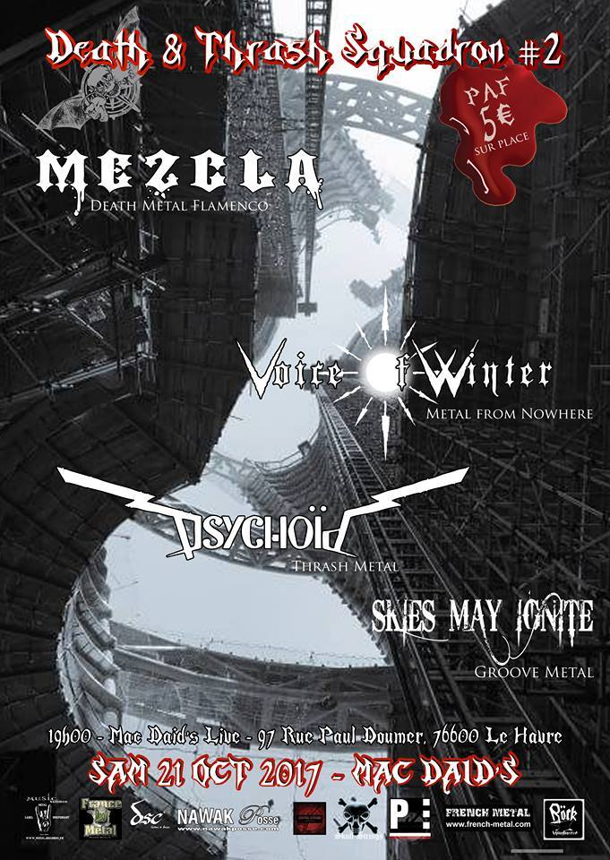 Mezcla + Voice of Winter +