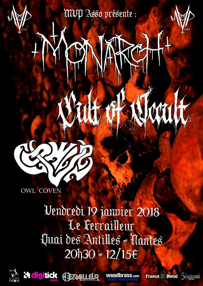 Monarch! + Cult of Occult +