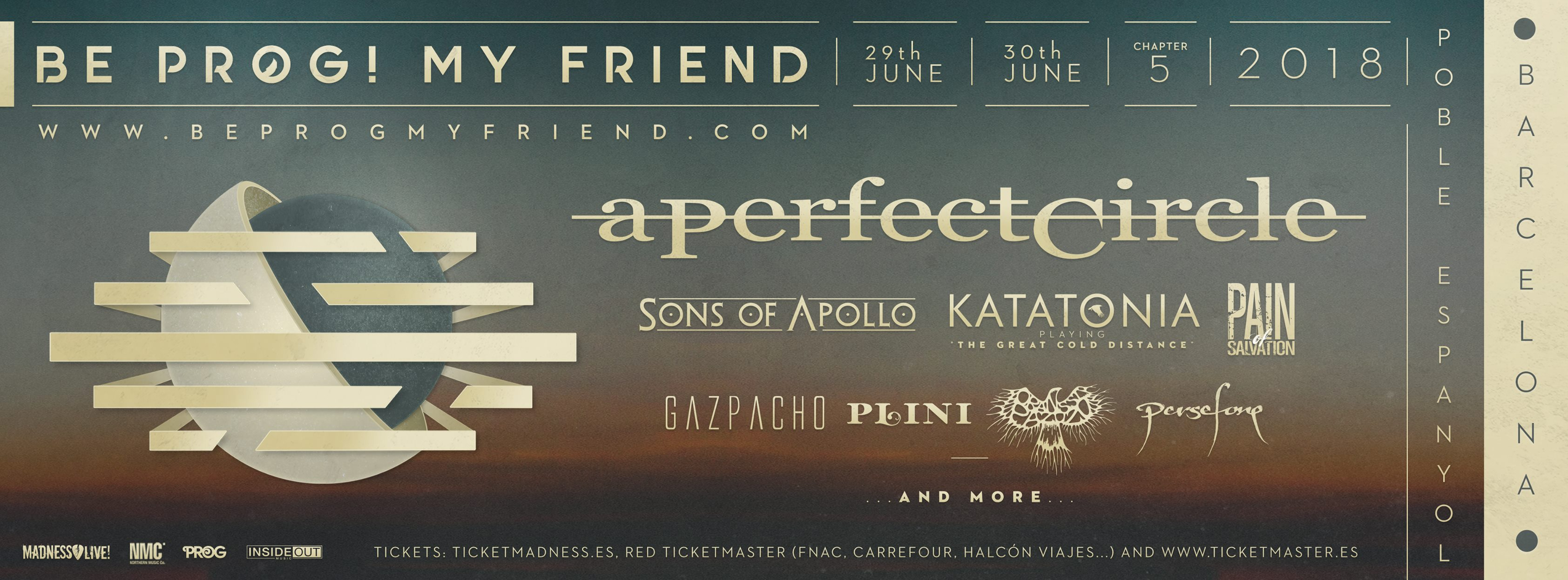 Be Prog My Friend 2018