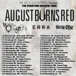 August Burns Red  Tour 2018