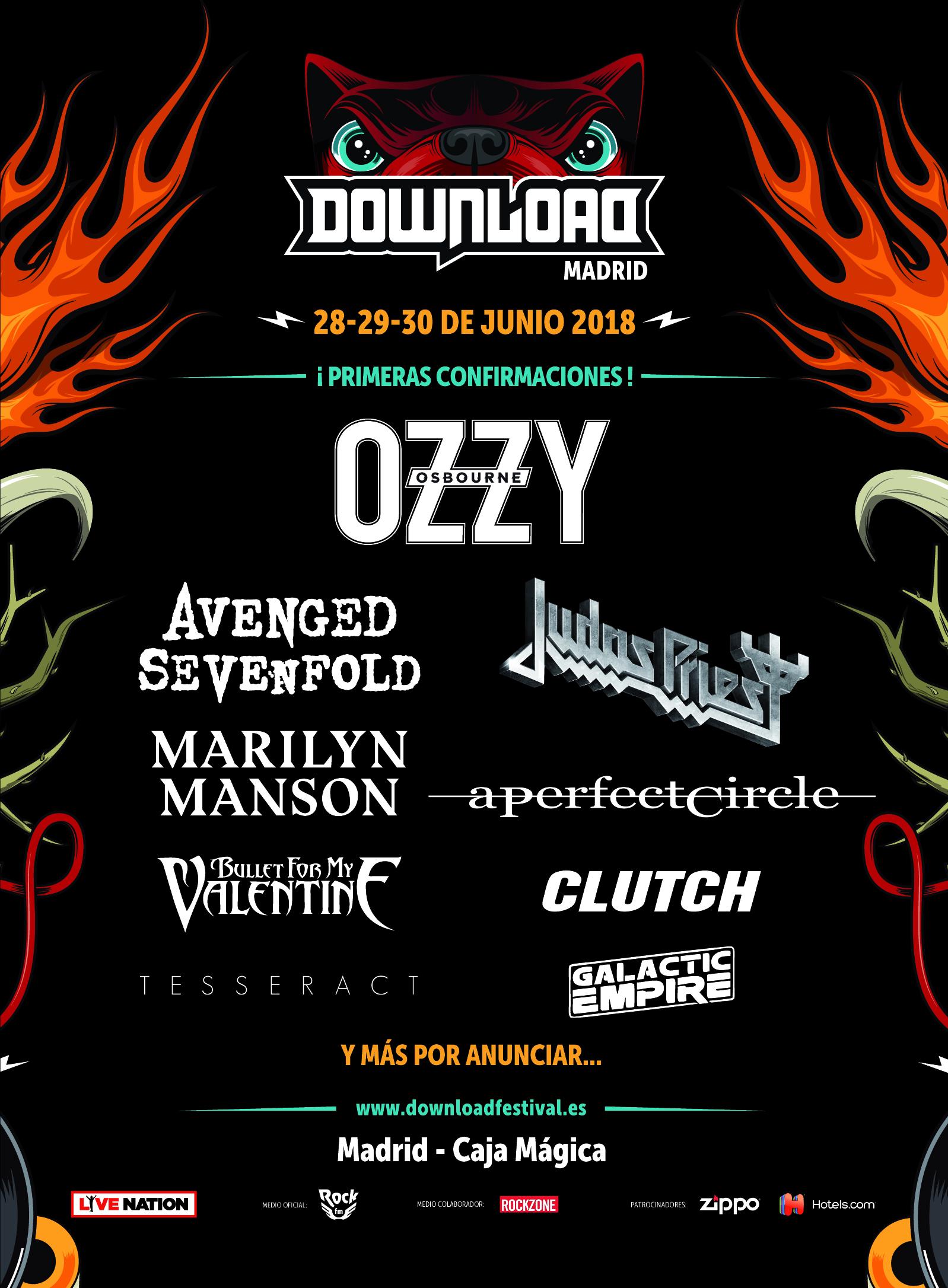 Download Festival Madrid 2018 1509993540