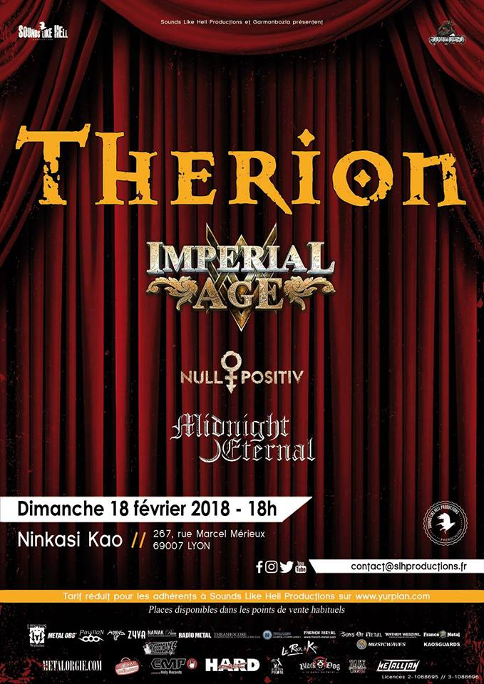 Therion + IMPERIAL AGE + ..