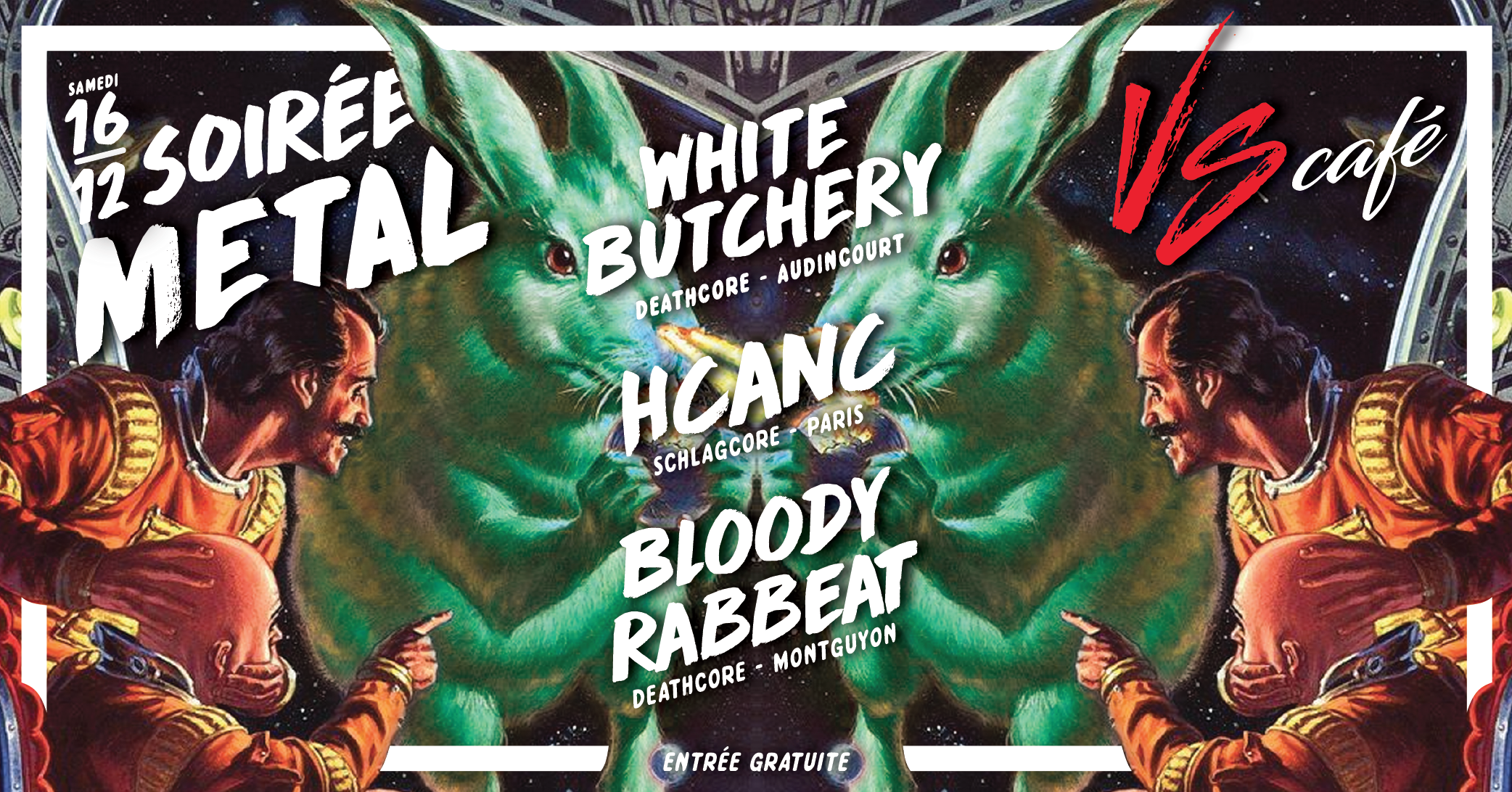 White Butchery @ Lure