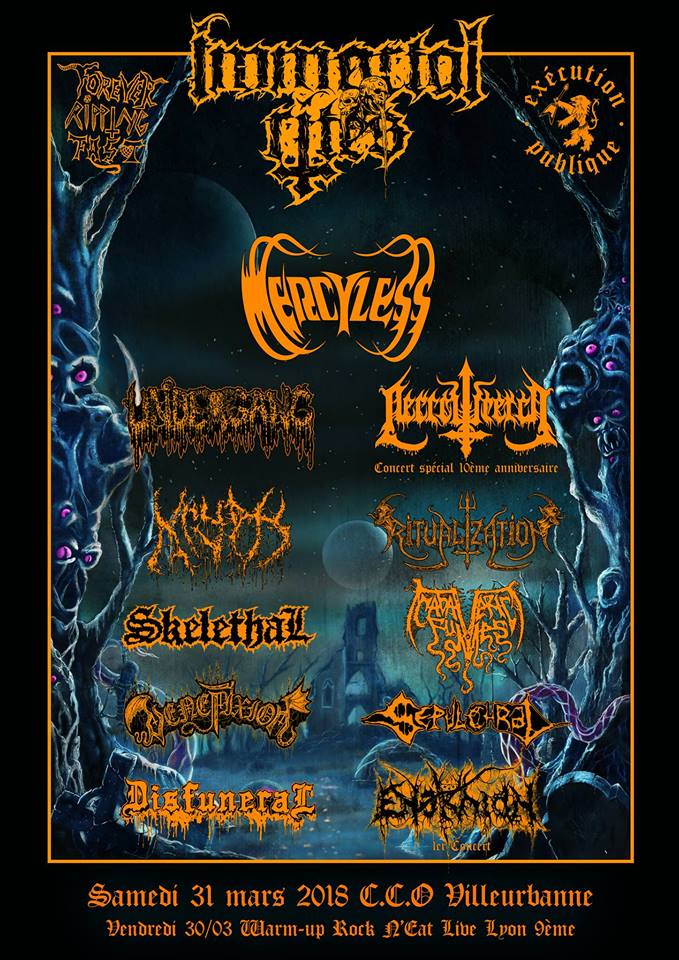 Immortal Rites 2018