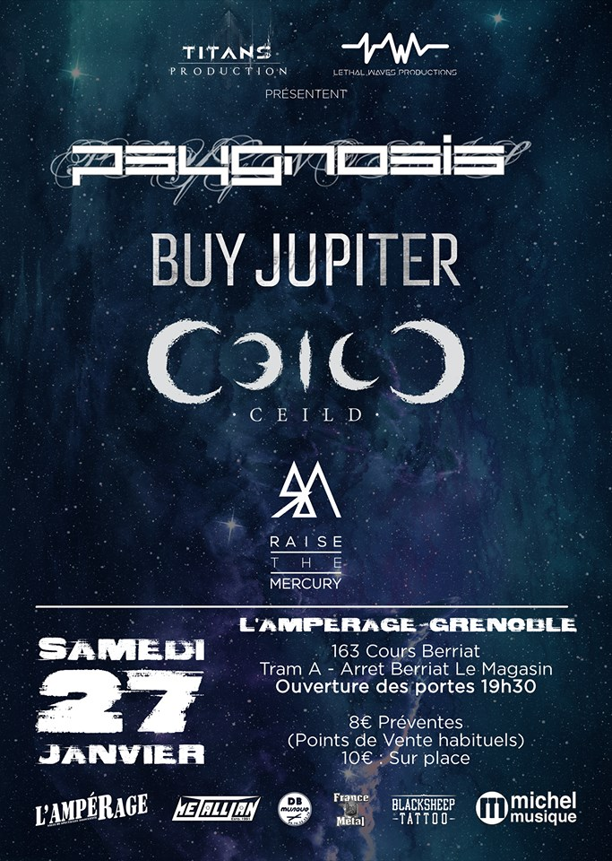 Psygnosis + Buy Jupiter + Ceild  + ..