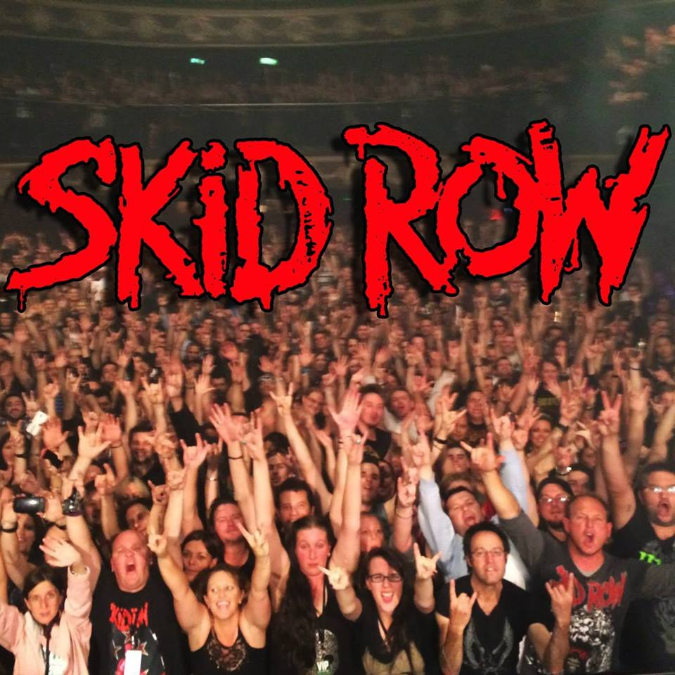 Skid Row - Tour 2018