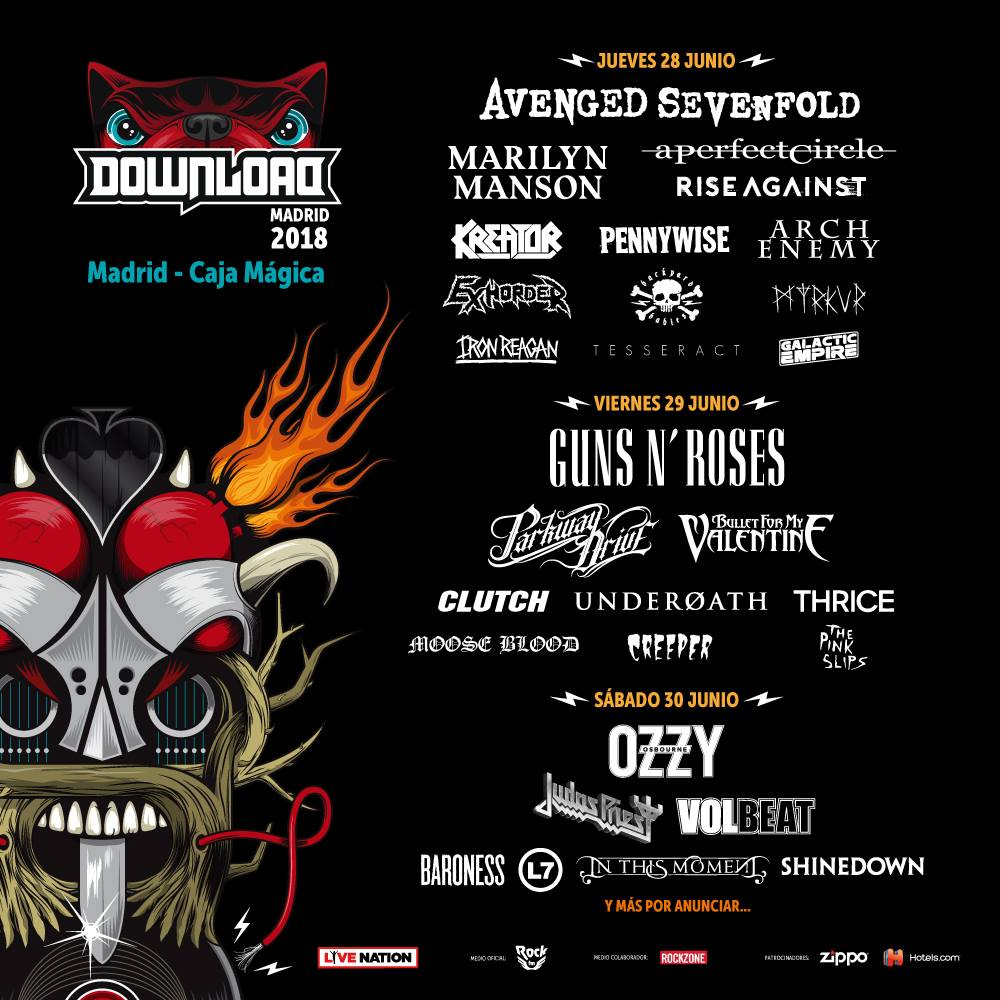 Download Festival Madrid 2018 1516705638