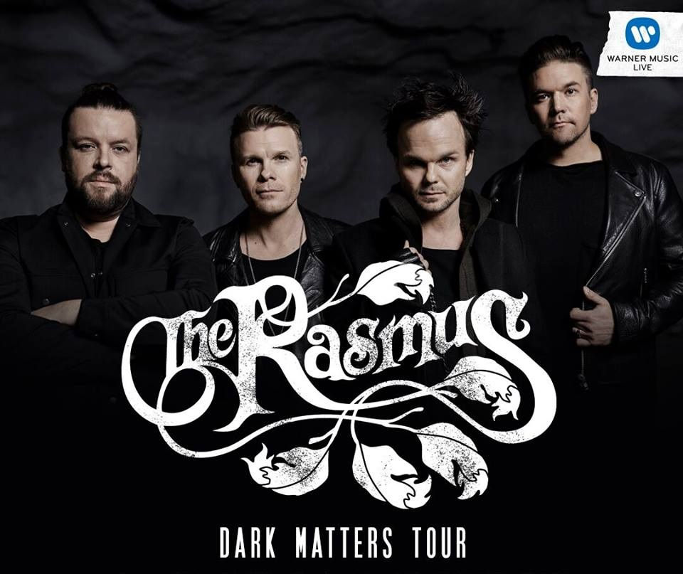 The Rasmus - Tour 2018
