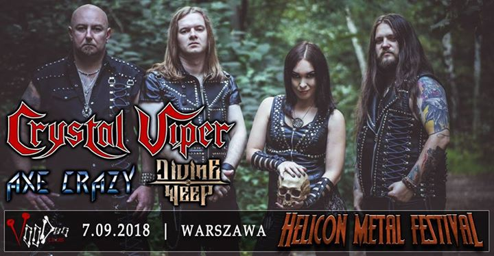 Helicon Metal Festival 2018