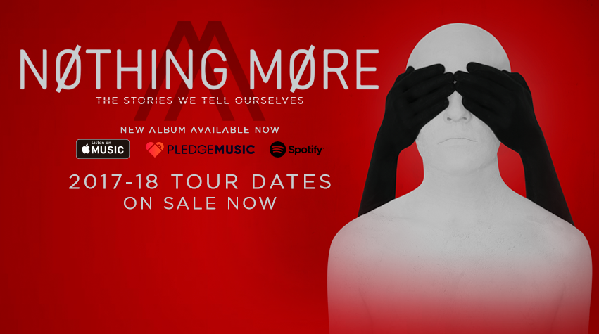 Nothing More - Tour 2018