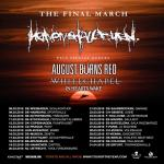 Heaven Shall Burn - Tour 2018