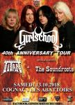 Girlschool + Titan + Guest