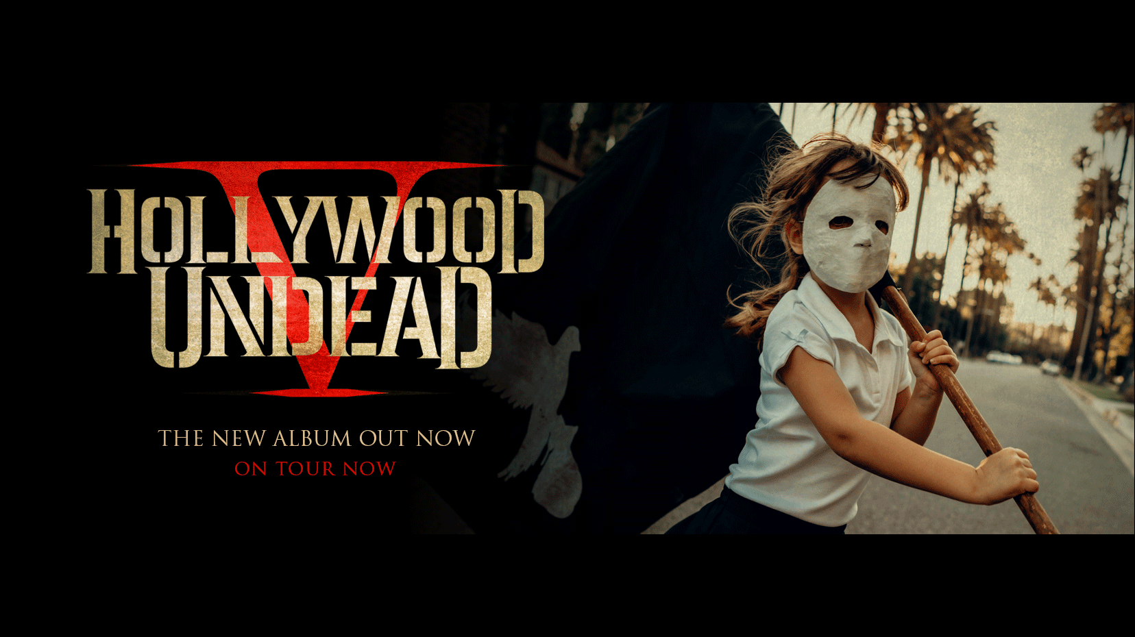 Hollywood Undead - Tour 2018