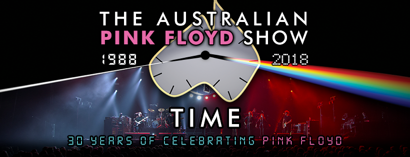 The Australian Pink Floyd Show - Tour 2018