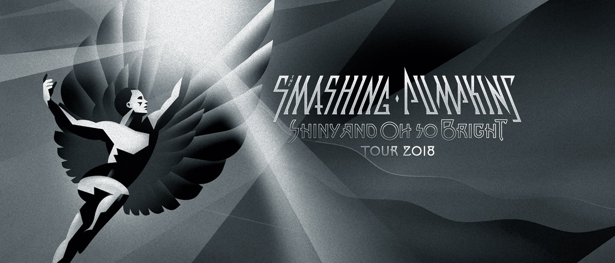 Smashing Pumpkins - Tour 2018