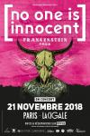 No One Is Innocent - Tour 2018