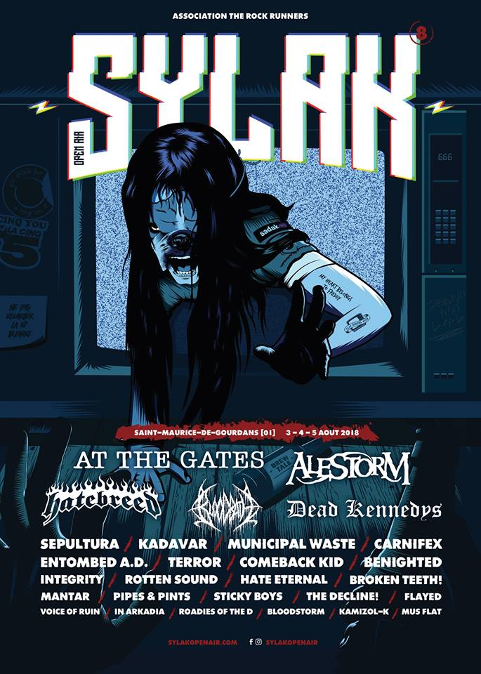Sylak Open Air 2018