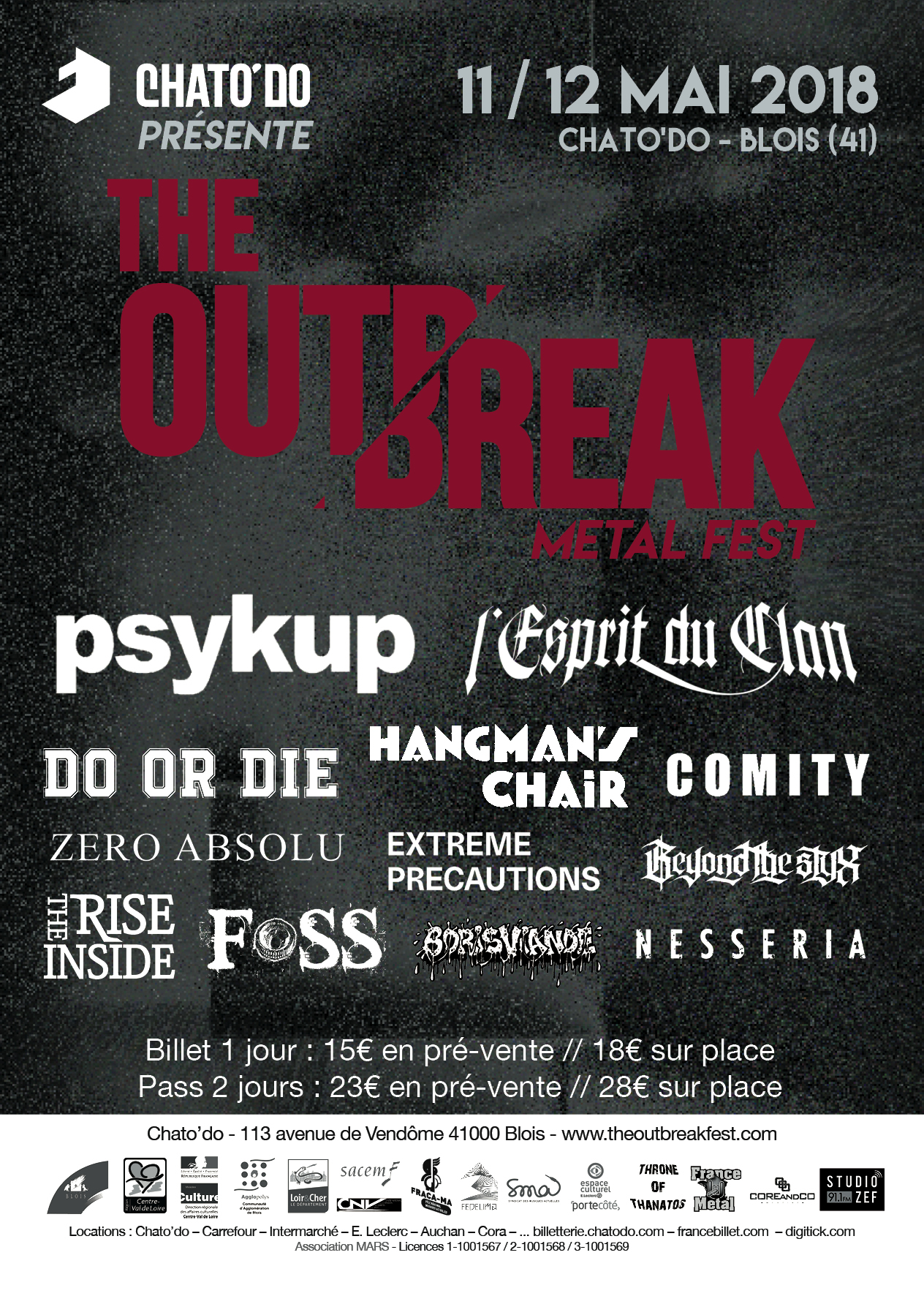 The Outbreak Fest #2