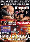 Blaze Bayley - Tour 2018
