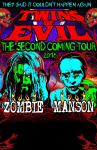 Rob Zombie + Marilyn Manson - Tour 2018
