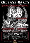 Iron Flesh Release Party 2nd EP