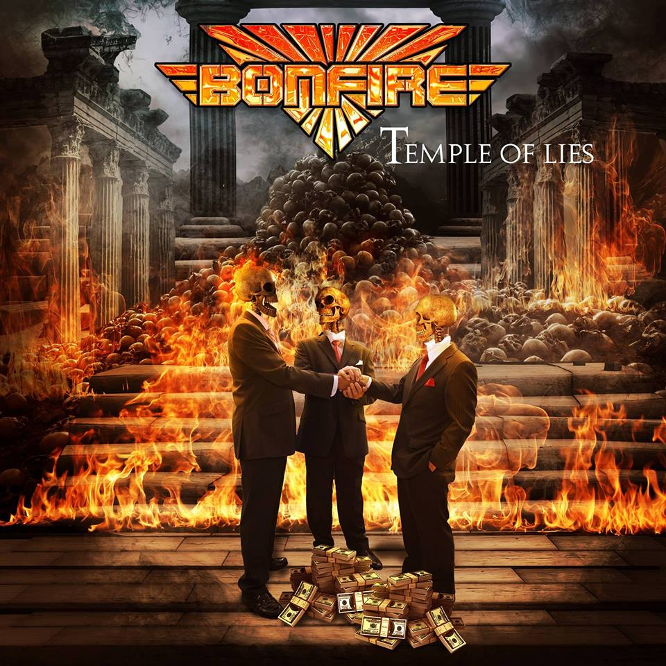 Bonfire - Tour 2018