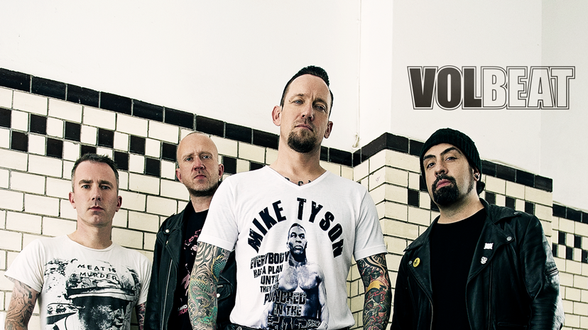Volbeat - Tour 2018