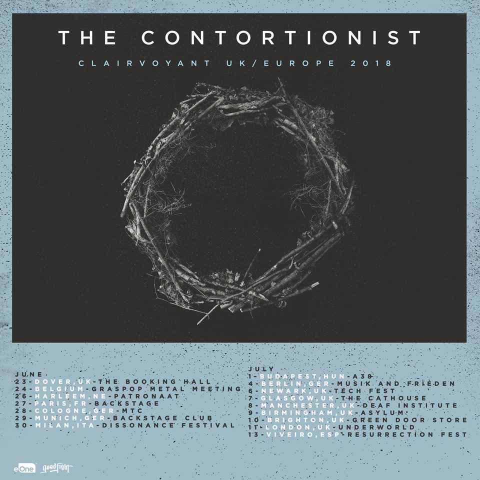 The Contortionist - Tour 2018