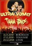 Ultra Vomit - Tour 2018