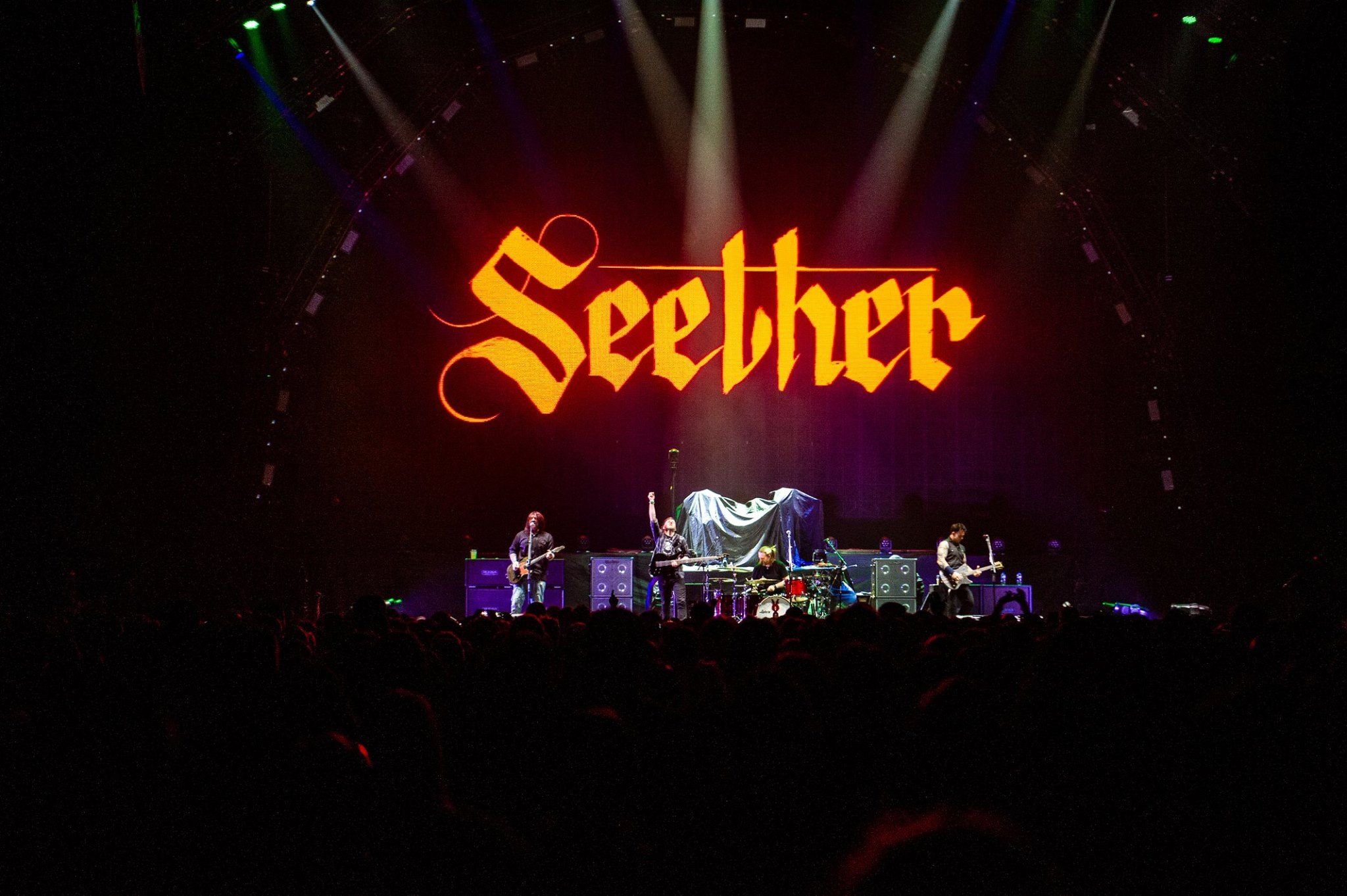 Seether - Tour 2018