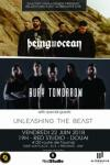 Being As An Ocean + Bury Tomorrow +