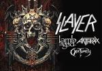 Slayer - Tour 2018