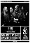 Hate - Tour 2018