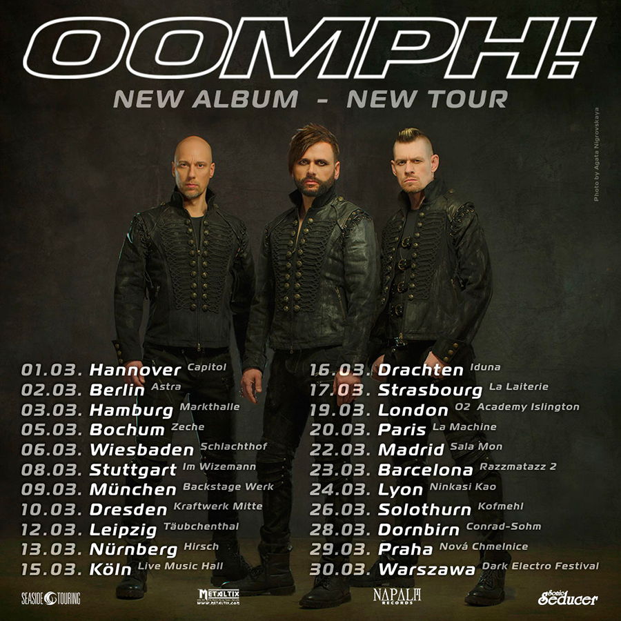 Oomph! Tour 2019
