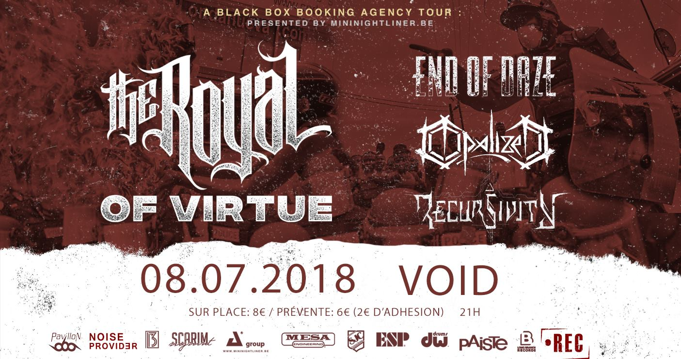 THE ROYAL [Bordeaux - 33] > 08-07-2018