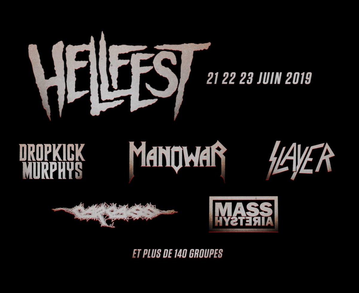 Hellfest 2019 1529901594