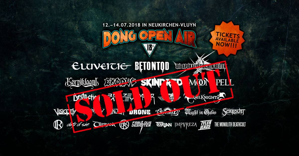 Dong Open Air 2018