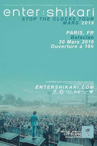 Enter Shikari - Tour 2019
