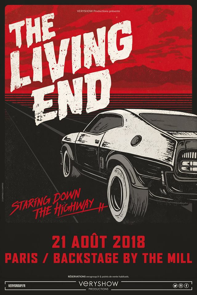 The Living End - Tour 2018