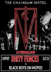 Dirty Fences - Tour 2018