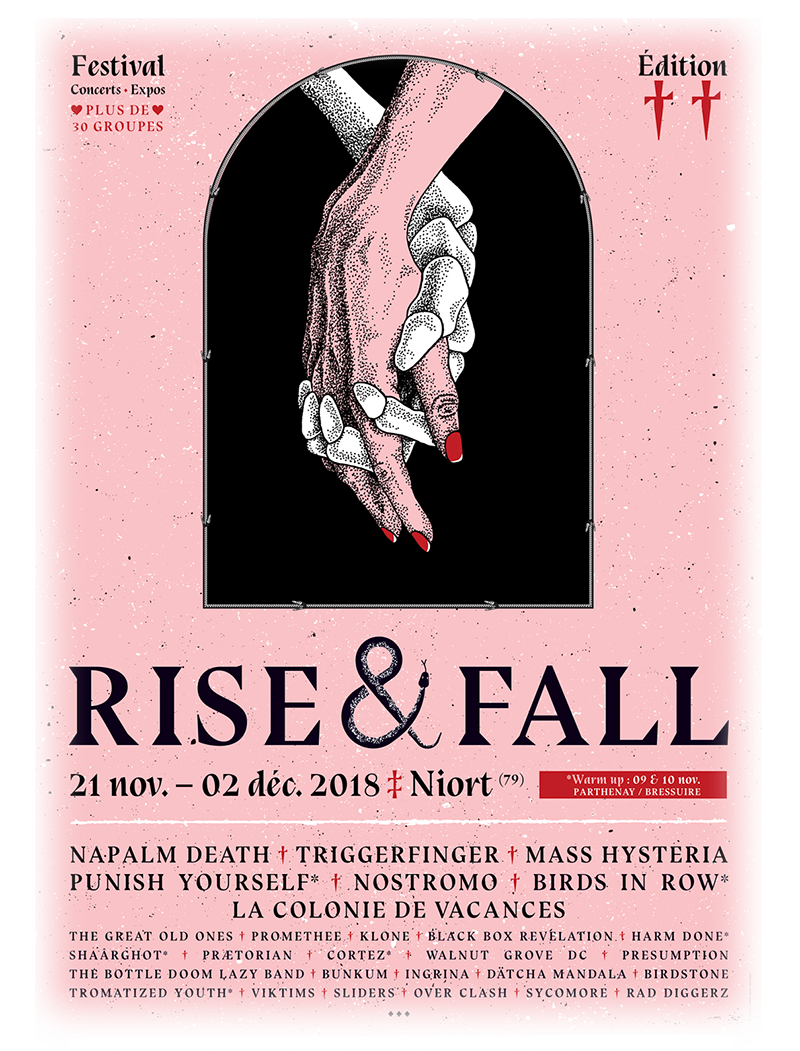Rise and Fall Festival 2018