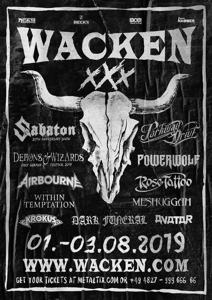 Wacken Open Air 2019 1533394359