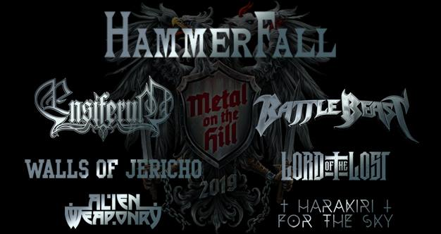 Metal On The Hill 2019