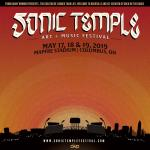 Sonic Temple Art & Music Festival 2019