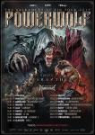 Powerwolf - Tour 2019