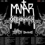Skeletonwitch, Mantar & Deathrite