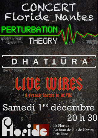 Live Wires + Dhattura + Perturbation Theory